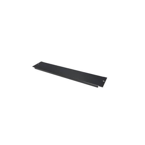 "Startech Blanking Panel 2U 19"" Steel Black Blank Filler Rack Mount Panel"