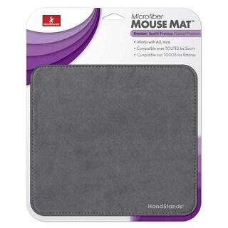 Premium Microfiber Mouse Mat- Grey