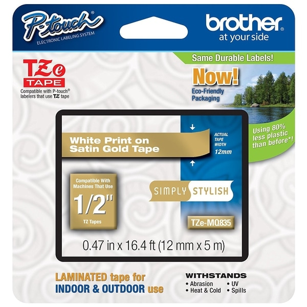 Brother Intl (Labels) - Tzemq835