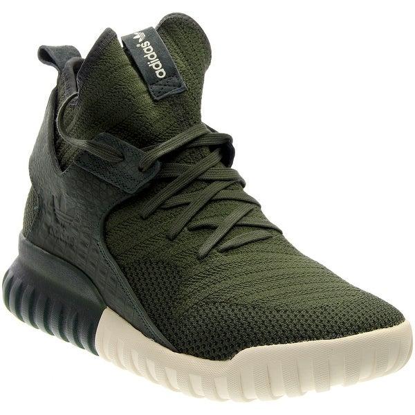 Shop adidas Tubular X Primeknit - Free Shipping Today - Overstock ... 35069816ff3b
