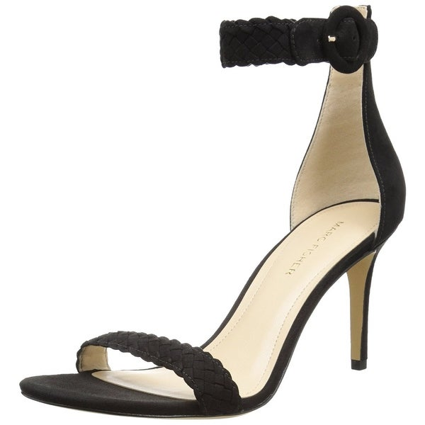 Marc Fisher Womens Braelin2 Open Toe Special Occasion Ankle Strap Sandals