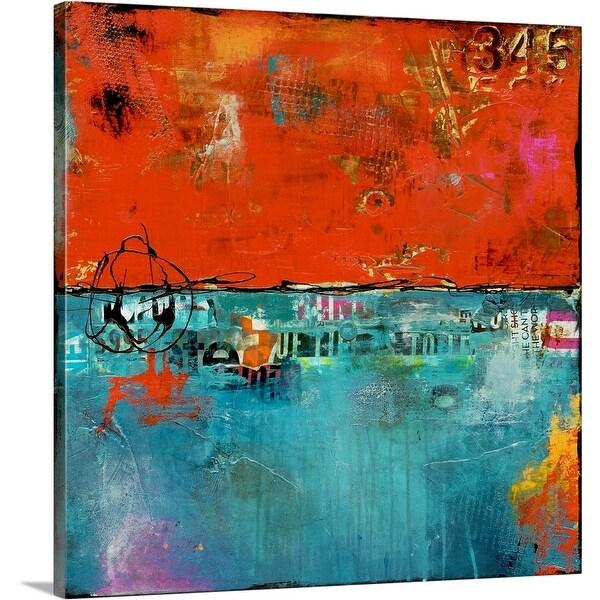 """Urban Expressions II"" Canvas Wall Art"