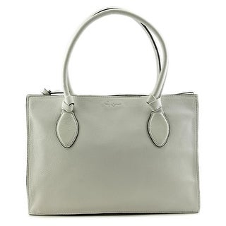 Foley + Corinna Gabby Satchel Women Leather White Satchel