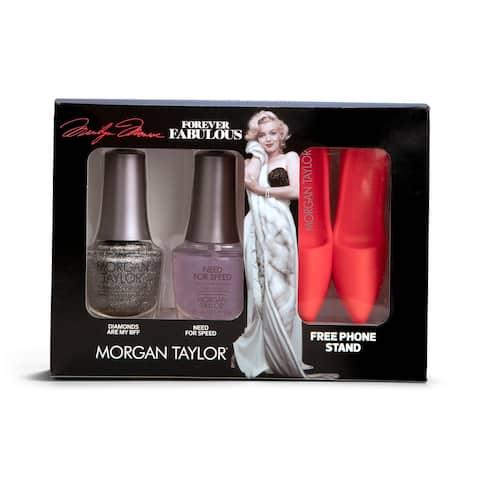 Morgan Taylor Holiday Duo Pack 1 - Marilyn Monroe Collection