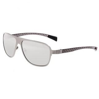 Breed Atmosphere Men's Titanium Sunglasses - 100% UVA/UVB Prorection - Polarized/Mirrored Lens - Multi