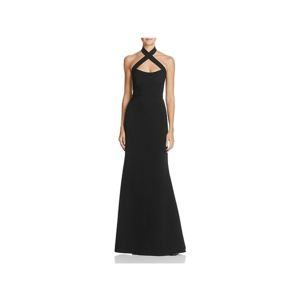 dcf9ecf9be9 Shop JILL Jill Stuart Womens Evening Dress Full-Length Halter - On ...