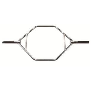 Body-Solid Oly Shrug Bar - metal