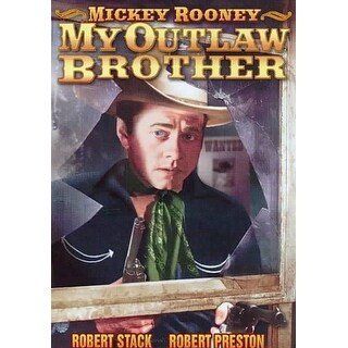 My Outlaw Brother - DVD
