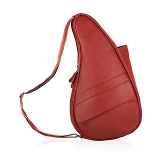 AmeriBag Small Leather Healthy Back Bag - Bing Small Leather Healthy Back Bag