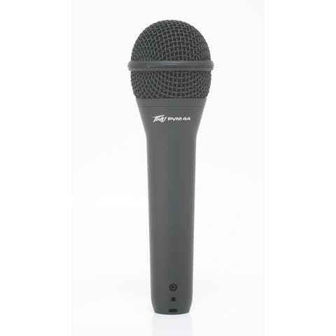 Dynamic Cardiod Microphone W/Neodymium Magnet Capsule, Transformer Output