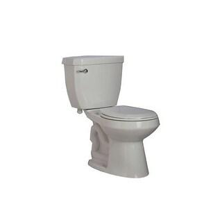Proflo PF1500 Round-Front Toilet Bowl Only