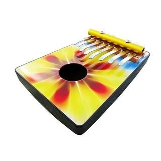 Schoenhut Tie Dye 8 Note Thumb Piano