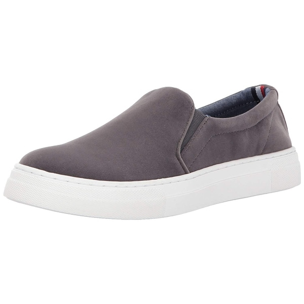 2e460c21ad Tommy Hilfiger Womens sodas Velvet Low Top Slip On Fashion Sneakers