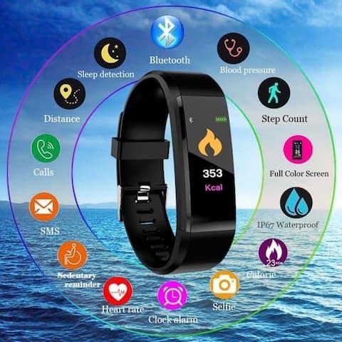 Waterproof Sport Smart Bracelet Watch