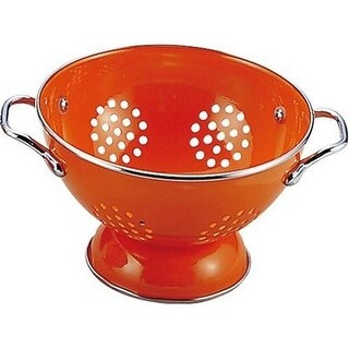 Reston Lloyd 08500 Orange - 1.5 Qt Colander