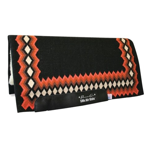 Professionals Choice Saddle Pad SMx Western Air Ride 3/4 Shilloh - 34 x 36