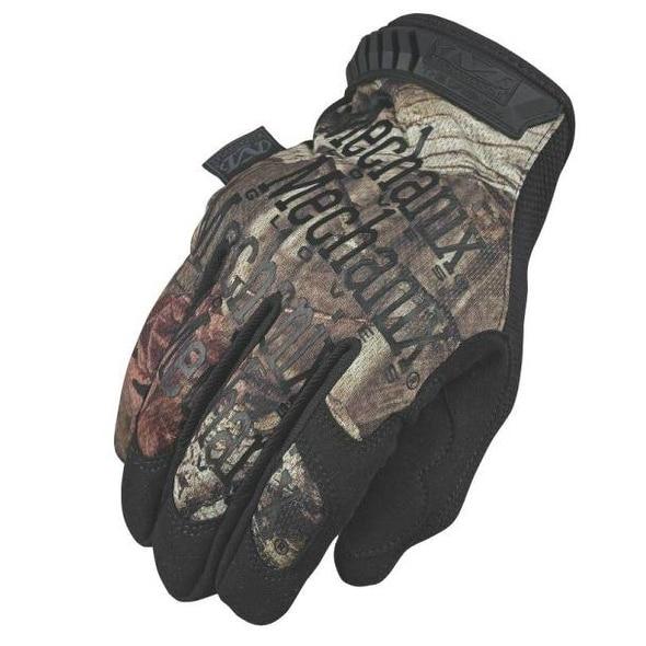 Mechanix Wear MG-730-010 Mossy Oak Original Gloves, Large