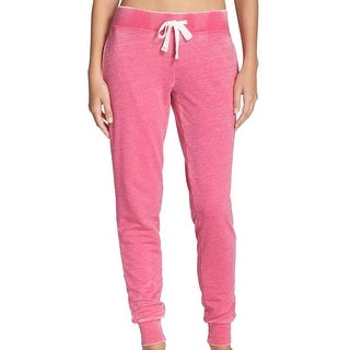 Honeydew NEW Pink Womens Size Medium M Drawstring Lounge Pants Sleepwear