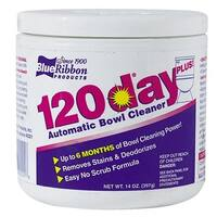 Blue Ribbon Prod. 120Day 14Oz Bowl Cleaner 02001 Unit: EACH