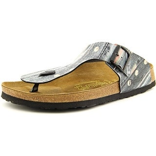 Papillio Ramses Open Toe Synthetic Thong Sandal