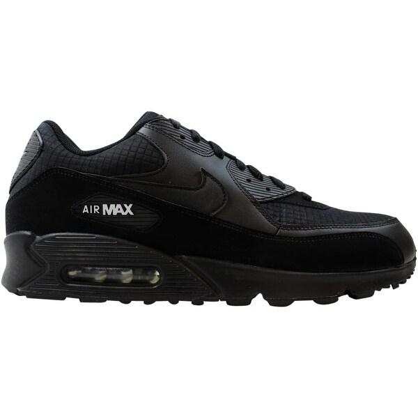 Nike Air Max 90 Essential Black White AJ1285 019 Running Shoes Men's Multi Size