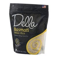 Della Basmati White Rice - Case of 6 - 28 oz.