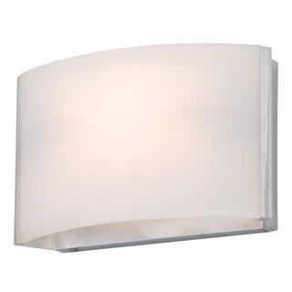 DVI Lighting DVP1701 Vanguard 1 Light Halogen Bathroom Sconce