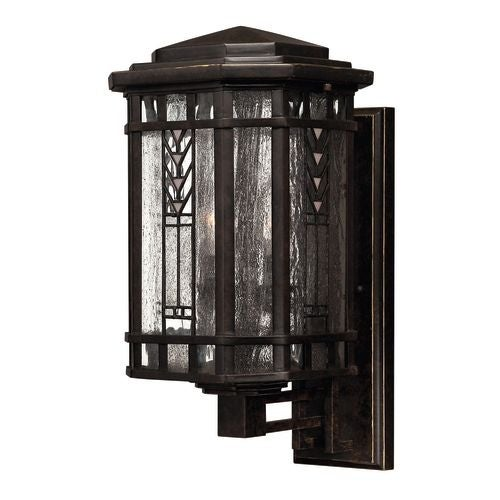 Hinkley lighting h2240 17 height 3 light lantern outdoor wall hinkley lighting h2240 17 height 3 light lantern outdoor wall sconce from the tahoe collection mozeypictures Gallery