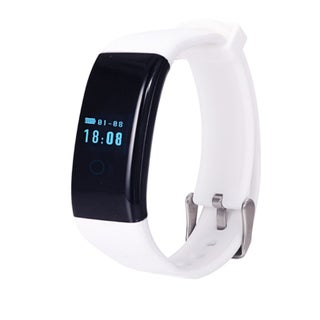 TechComm YD21 Fitness Tracker with Heart Rate Monitor Water Resistant