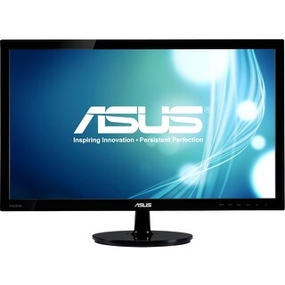 "Refurbished - ASUS VS228T-P 21.5"" Widescreen LED Backlight LCD Monitor FHD Built-in Speakers"