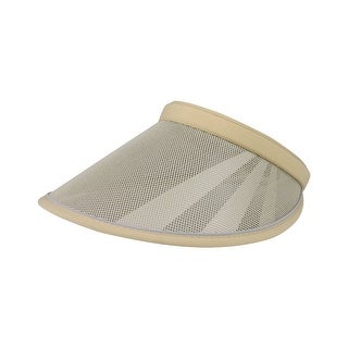 MG Unisex UV Protection Clip-On Visor-4127