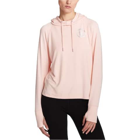 Tommy Hilfiger Womens Logo Hoodie Sweatshirt