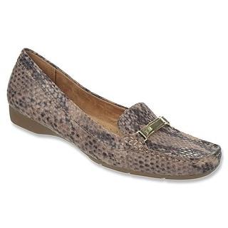 Naturalizer Women's Gadget Snakeskin Loafers