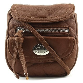 Wild Pair WP-47 Women Synthetic Messenger - Brown