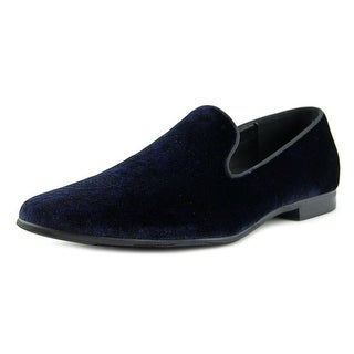 Giorgio Brutini Cote Men Round Toe Canvas Blue Loafer