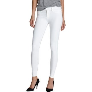 Hudson Womens Nico Skinny Jeans Denim Mid-Rise