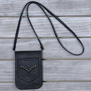 Mad Style Studded Distress Cross Body