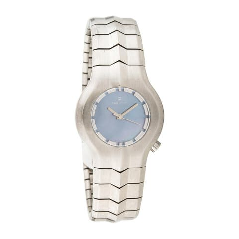 Tag Heuer Women's WP1312.BA0750 'Alter Ego' Stainless Steel Watch - Silver