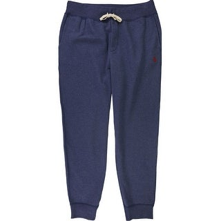 Link to Ralph Lauren Mens Athletic Fleece Casual Jogger Pants, blue, Large Similar Items in Athletic Clothing