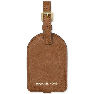 MICHAEL Michael Kors Luggage Tags Leather Adjustable