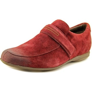 Tsubo Ossian Round Toe Leather Loafer