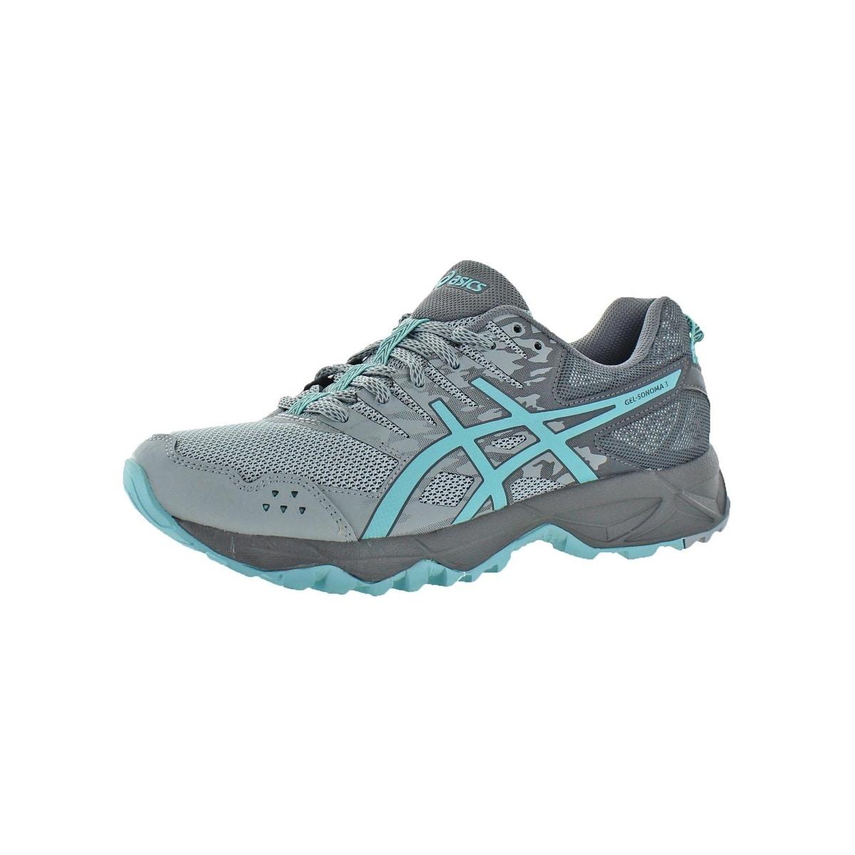 cortar Economía sitio  ASICS GEL-Sonoma 3 Athletic Running Trail Shoes Navy Womens