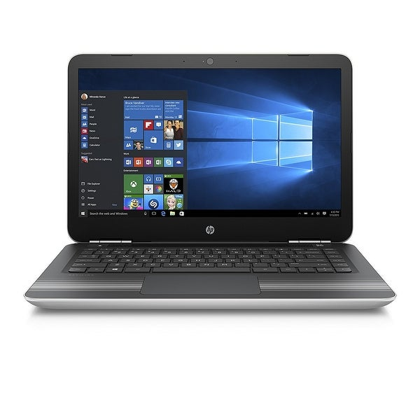 "Refurbished - HP Pavilion 14-AV002LA 14"" Laptop AMD A8-7410 2.2GHz 8GB 500GB Windows 10"