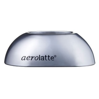 Aerolatte 040 Chrome Stand for Frother, Satin finish
