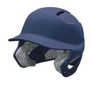 EvoShield Impact Travel Ball Junior Batter's Helmet (Navy Blue)