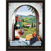 """Tuscan View - Paint Works Paint By Number Kit 11""""X14"""""""