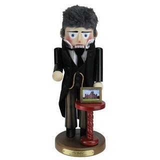 """16"""" Steinbach Downton Abbey Butler Collectible Christmas Nutcracker"""