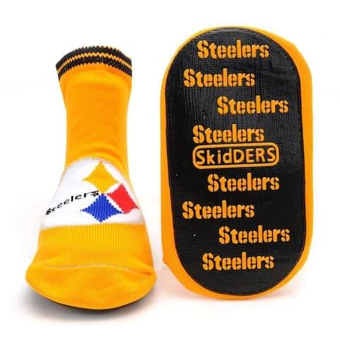 Pittsburgh Steelers Gripper Socks for Kids, 24 Months