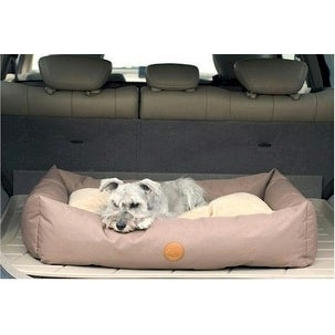 SUV Travel Pet Bed - Small/Tan