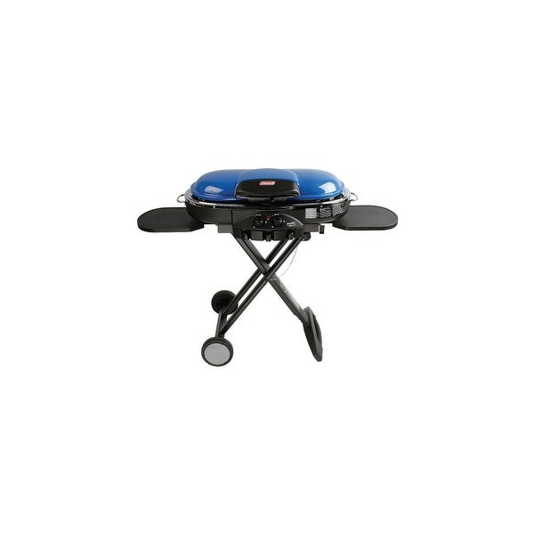 Coleman LXE PPN Roadtrip Grill - Blue Grill Roadtrip Accessories